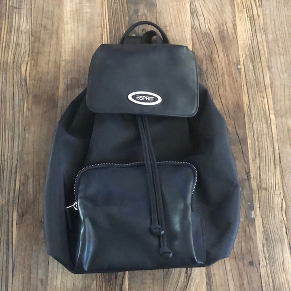 17a7f56a48f3 Esprit Bags | Vintage San Francisco Backpack | Poshmark